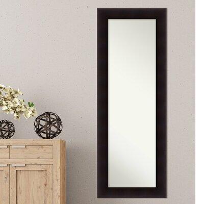 Espresso Stained Mirror Frames Wayfair
