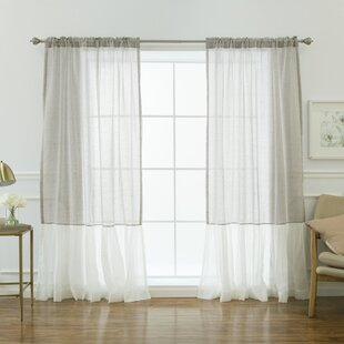 Light Grey Linen Curtains