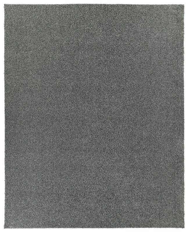 Puresoft Gy Dark Gray Area Rug