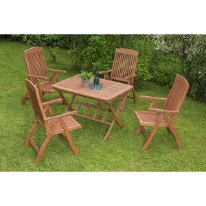 4-Sitzer Gartengarnitur Carl von Kampen Living