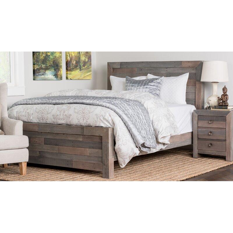 Mistana Abbey Platform Bed Amp Reviews Wayfair