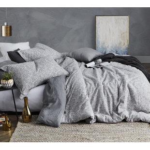 camile 100 cotton reversible bedding set - Modern Bedding Sets