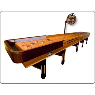 Grand 18 Shuffleboard Table By Hudson Shuffleboards