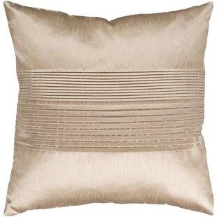ivory & cream throw pillows you'll love | wayfair White Toss Pillows