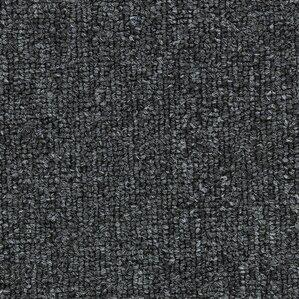 hollytex modular upshot 24 x 24 carpet tile in charcoal