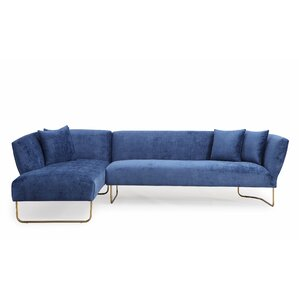 Pelle Sectional by Willa Arlo Interiors