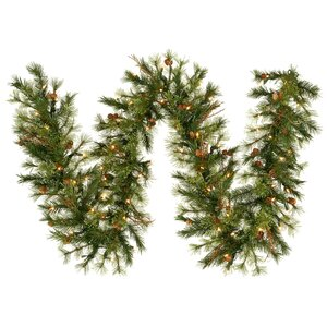 Mixed Country Pine Garland