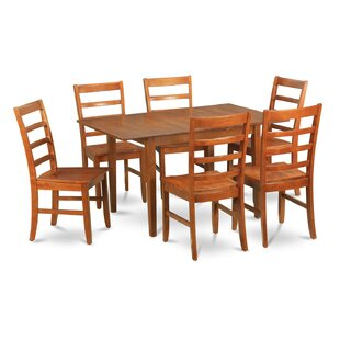 Lorelai 7 Piece Dining Set Find