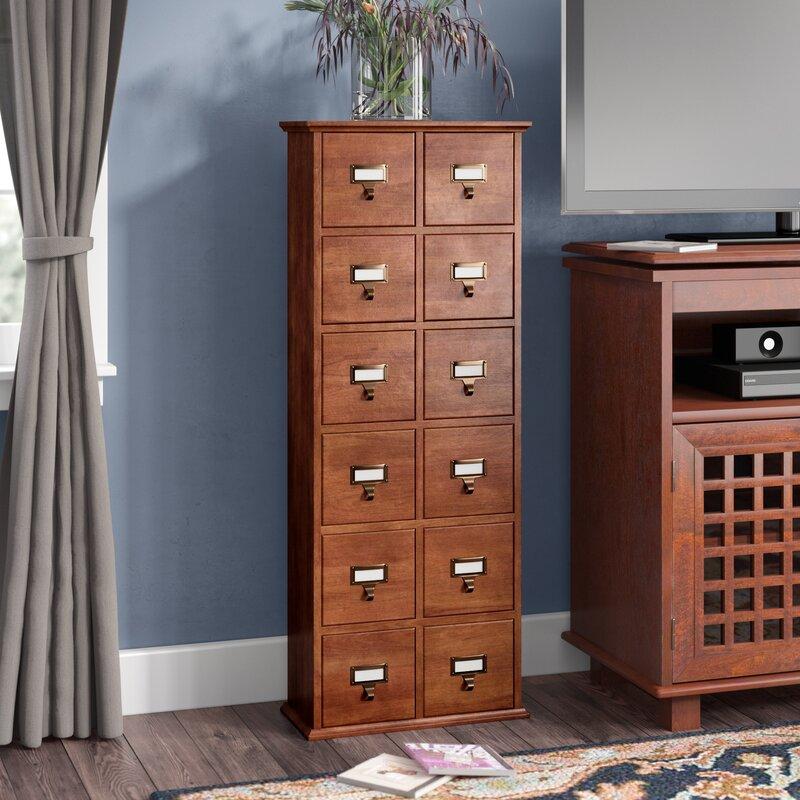 Shillington Multimedia Library Style Cabinet