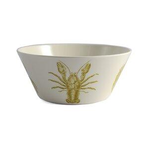 Sealife 4 Piece 16 oz. Melamine Bowl Set (Set of 4)