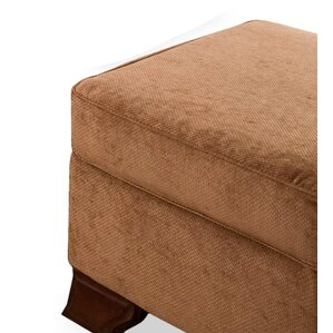 Mongo Ottoman by Brady Furniture Industries