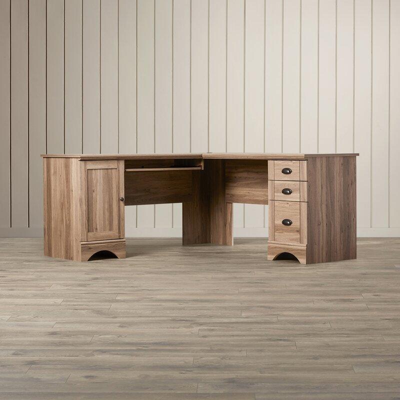 Beachcrest Home Pinellas Executive Desk & Reviews