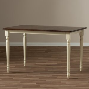 Baxton Studio Dining Table by Wholesale I..