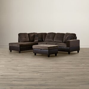 : small brown sectional sofa - Sectionals, Sofas & Couches