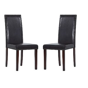 Blazing Parsons Chair (Set of 2) by Warehouse of Tiffany