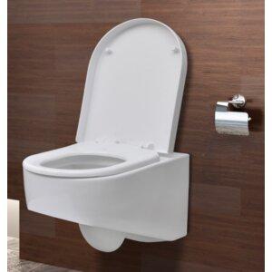 Home Etc Überboden Wand-WC mit Absenkautomatik