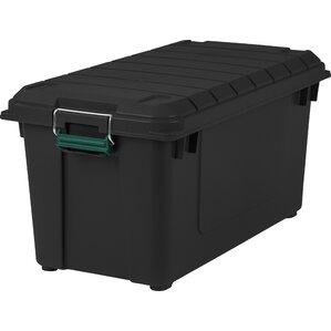 21.8 Gallon Weathertight Storage Tote