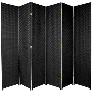48 X 79 6 Panel Room Divider