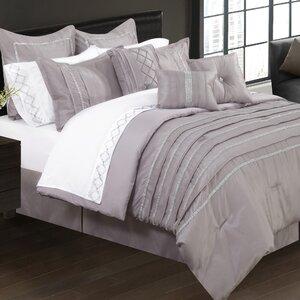 Mohit 7 Piece Comforter Set
