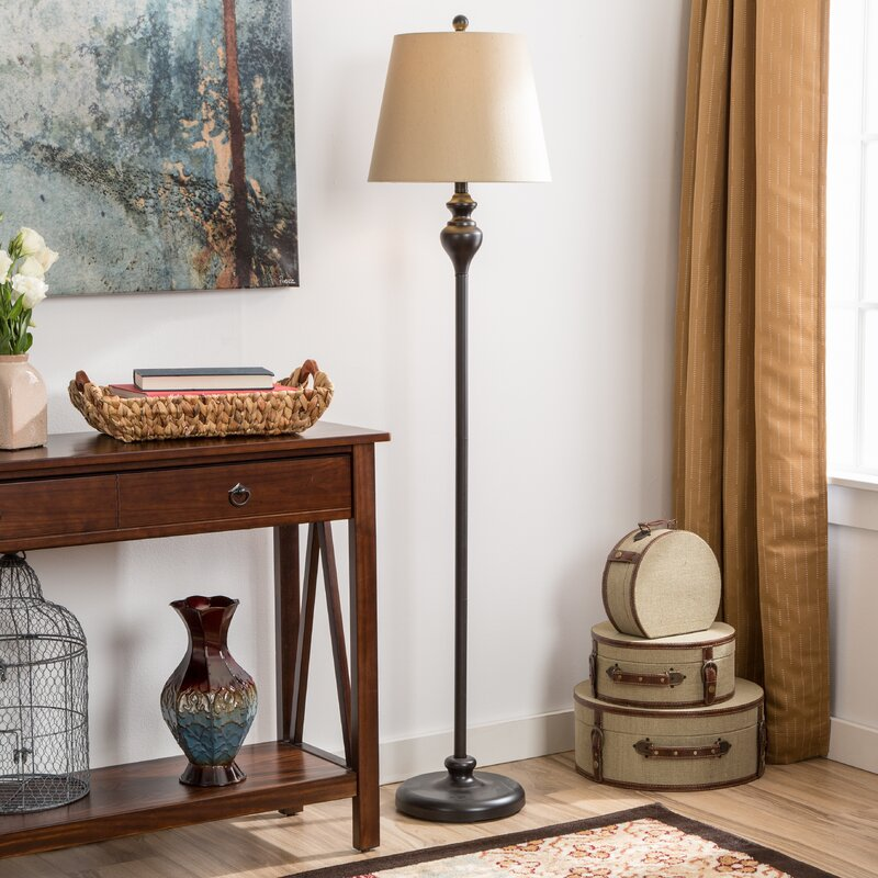 Andover mills peoria 3 piece table and floor lamp set reviews peoria 3 piece table and floor lamp set aloadofball Image collections