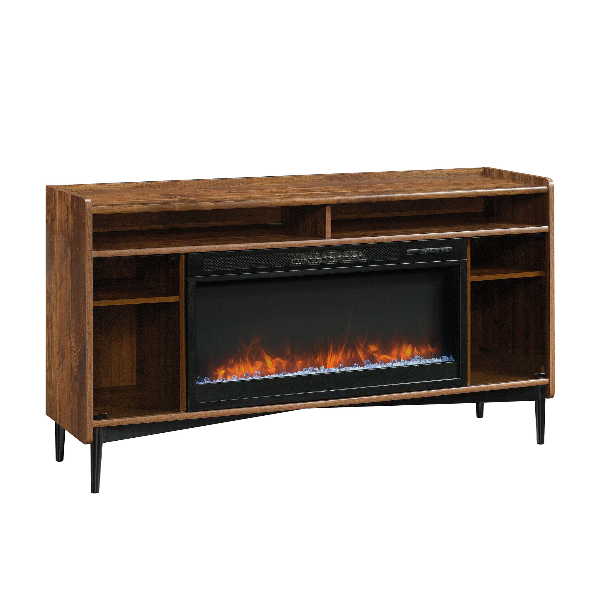 Gutierrez Tv Stand For Tvs Up To 60 With Fireplace Reviews Joss