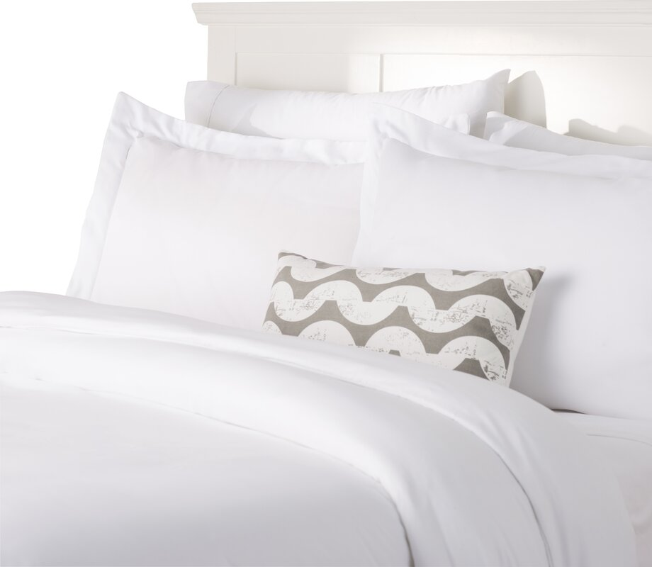 Duvet Cover Sets & Bed Covers You'll Love | Wayfair : white quilt cover sets - Adamdwight.com