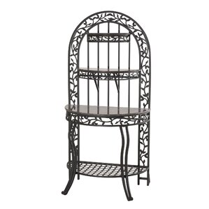 Riley Storage Baker's Rack by Sunjoy