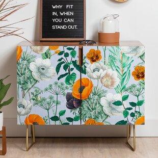 Wildflower Forest Sideboard