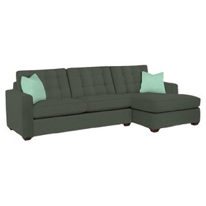 Nolan Sectional by Klaussner Furniture
