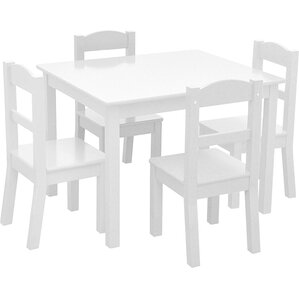 7 To 8 Year Old Kids Table Amp Chair Sets You Ll Love Wayfair