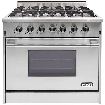 NXR Professional Ranges 36 Free Standing Gas Range Reviews