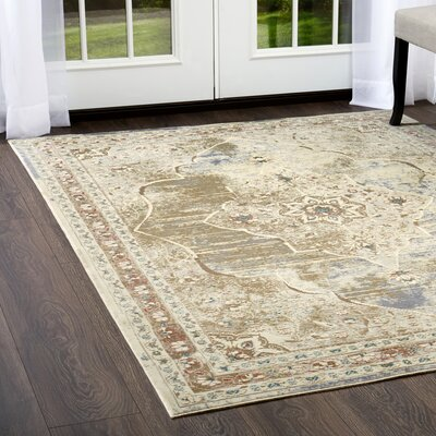 6 8 Runner Ivory Amp Cream Rugs Joss Amp Main