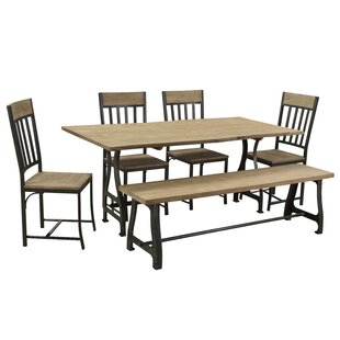 Ella 7 Piece Dining Set