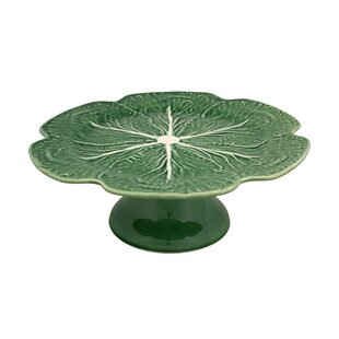 Cabbage Cake Stand  sc 1 st  Wayfair : cabbage dinnerware - Pezcame.Com