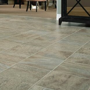 Gardenstone 12 X 48 8mm Tile Laminate Flooring In Silver Sage