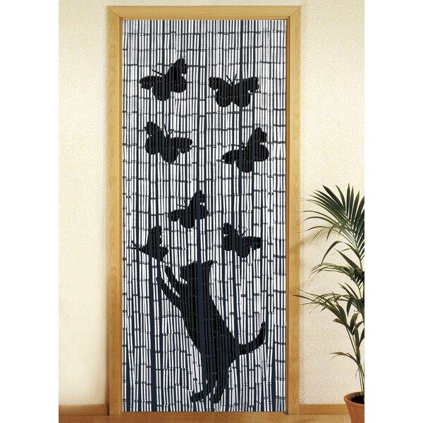 wenko vorhang bamboo 1 st ck halbtransparent bewertungen. Black Bedroom Furniture Sets. Home Design Ideas