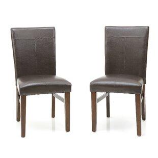 Whisenhunt Upholstered Dining Chair (Set of 2)