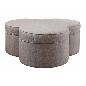 Limerick Storage Ottoman by Woodhaven Hill