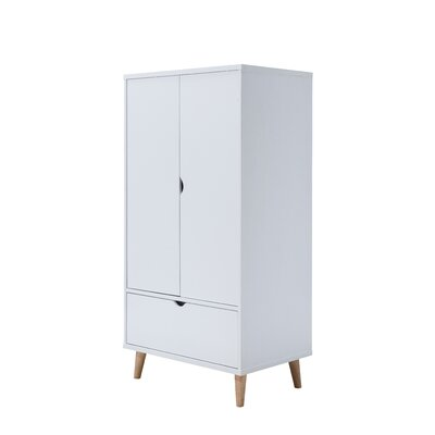 Trule Teen Bowie Armoire Color: White