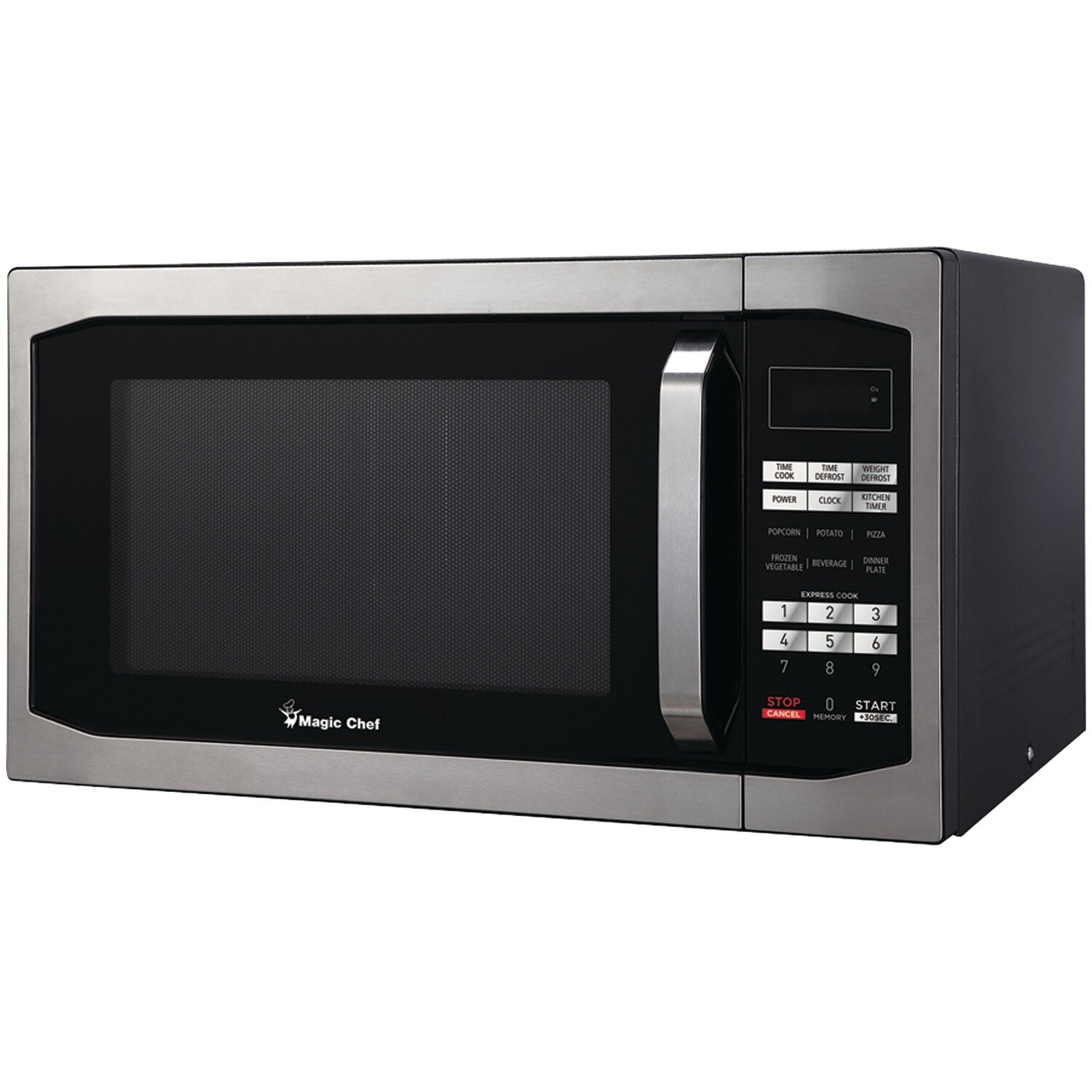Countertop Microwave With Kitchen Timer Reviews Wayfair