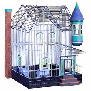 Featherstone Heights Victorian Keet/Tiel Home Bird Cage