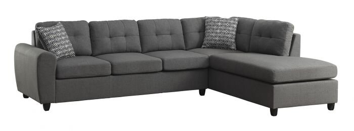 Fresh Spirit Lake Sleeper Sectional