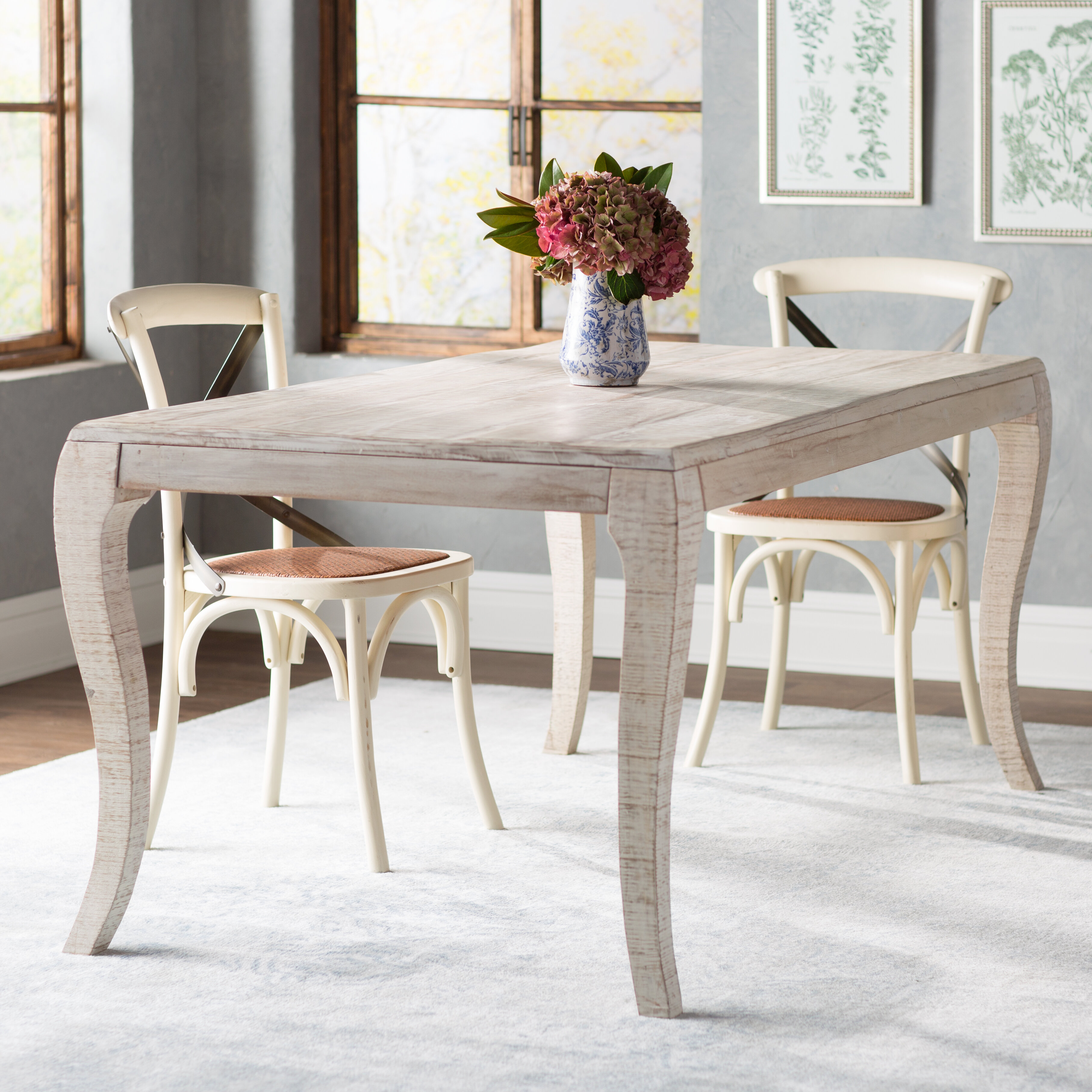Bungalow Rose Tampa Dining Table Reviews