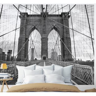 Brooklyn Bridge 8 X 120 Wallpaper Roll