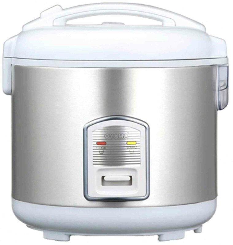 Kitchen Living Food Steamer: Oyama Rice Cooker, Warmer And Steamer & Reviews