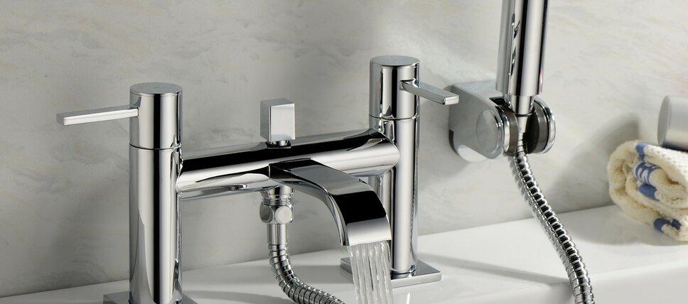 Bathroom Taps, Bath Taps & Mixer Taps | Wayfair.co.uk