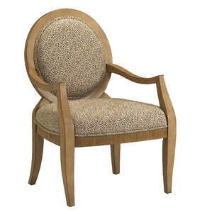World Menagerie May Chenille Armchair
