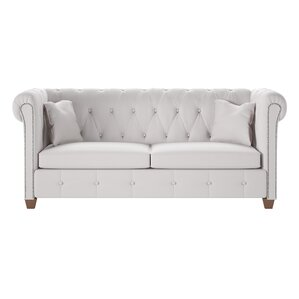 Josephine Tufted Chesterfield Sofa by Wayfair Custom Upholstery?