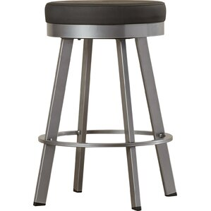 Jamieson 26.25  Swivel Bar Stool  sc 1 st  AllModern & Modern Backless Bar Stools + Counter Stools | AllModern islam-shia.org