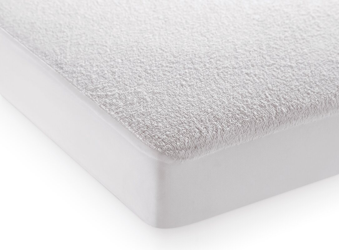 comfort terry and breathable crib waterproof mattress protector